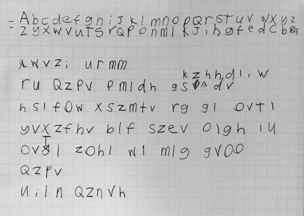 Atbash Cipher